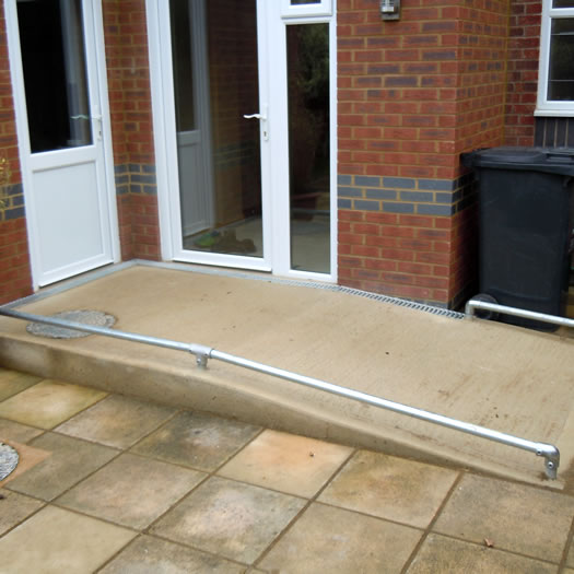 Disabled Adaptations - ramp